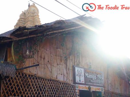 Mango Tree Restaurant Review   Hampi's only Famous Vegetarian Restaurant