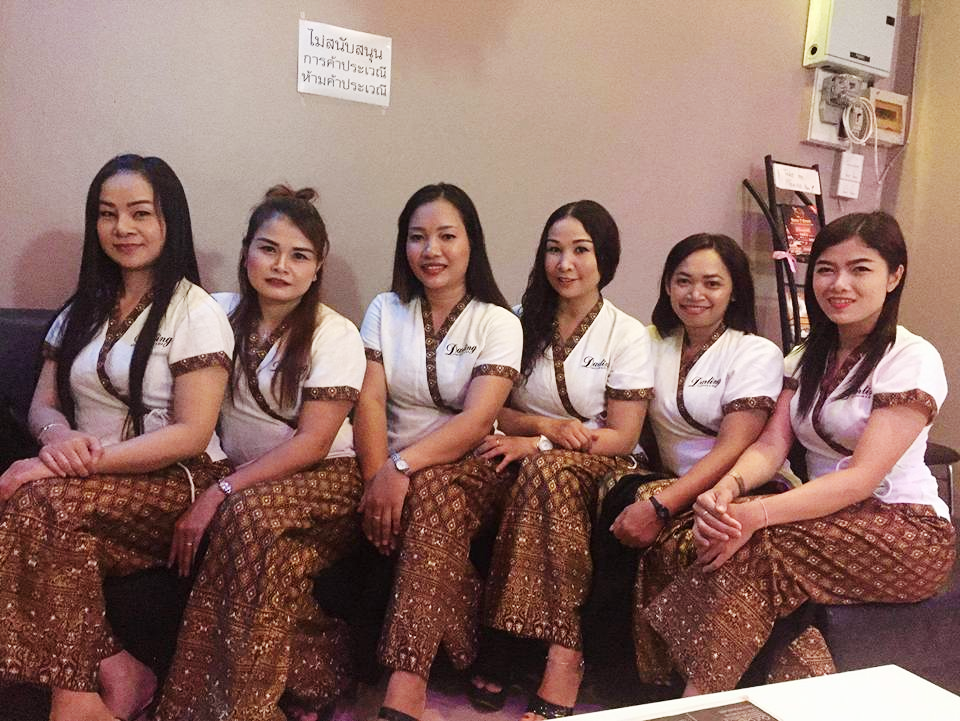 thai soap massage