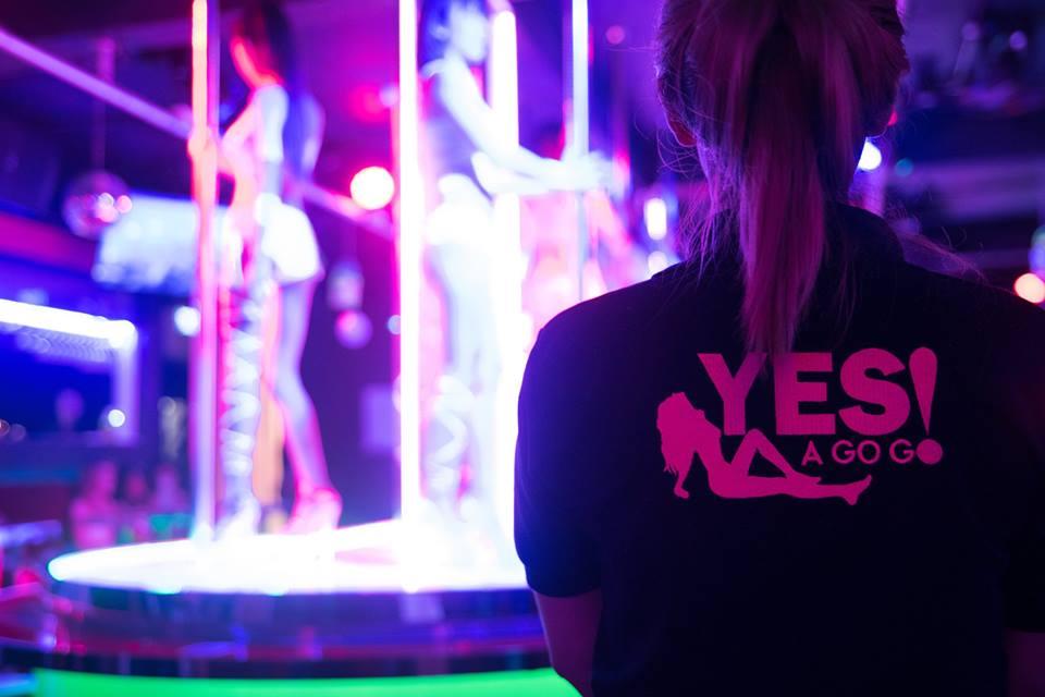 Yes Agogo Bar, Pattaya