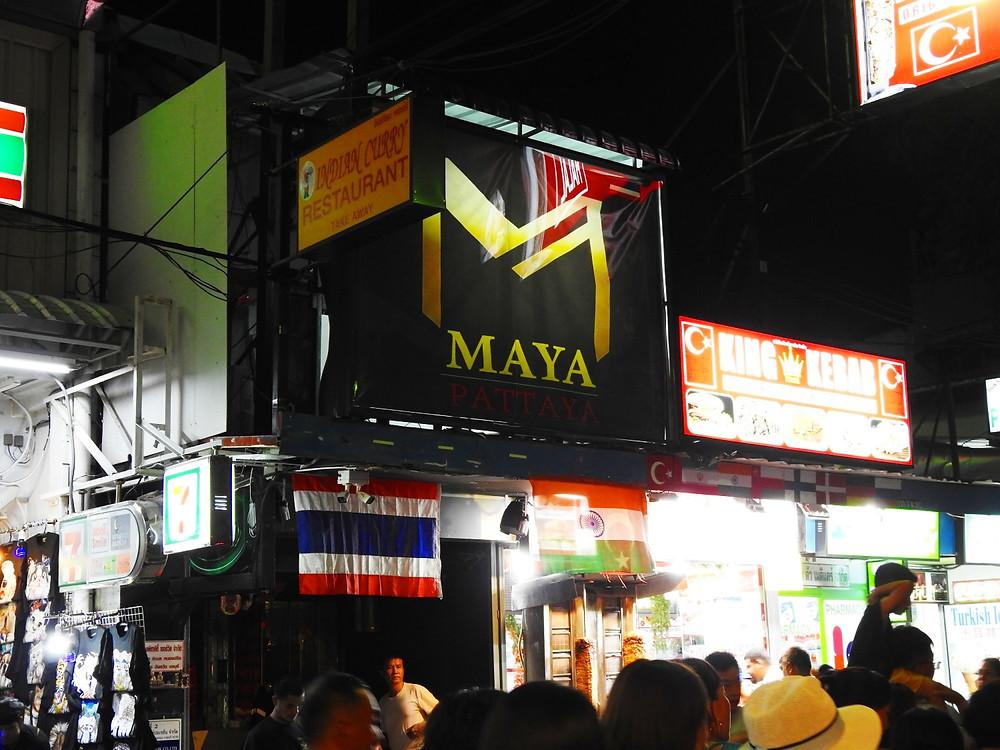Maya Indian Nightclub Pattaya