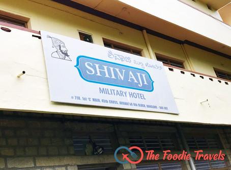 Shivaji Military Hotel Review | Bangalore's Best Donne Biryani Pulao