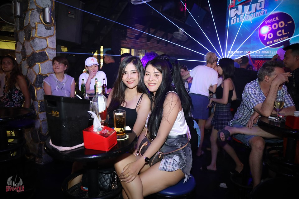 The Stones Bar, Pattaya