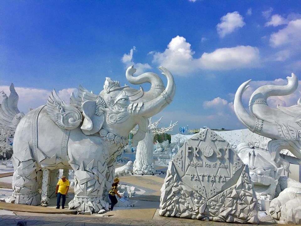 FROST Magical Ice Of Siam - Pattaya