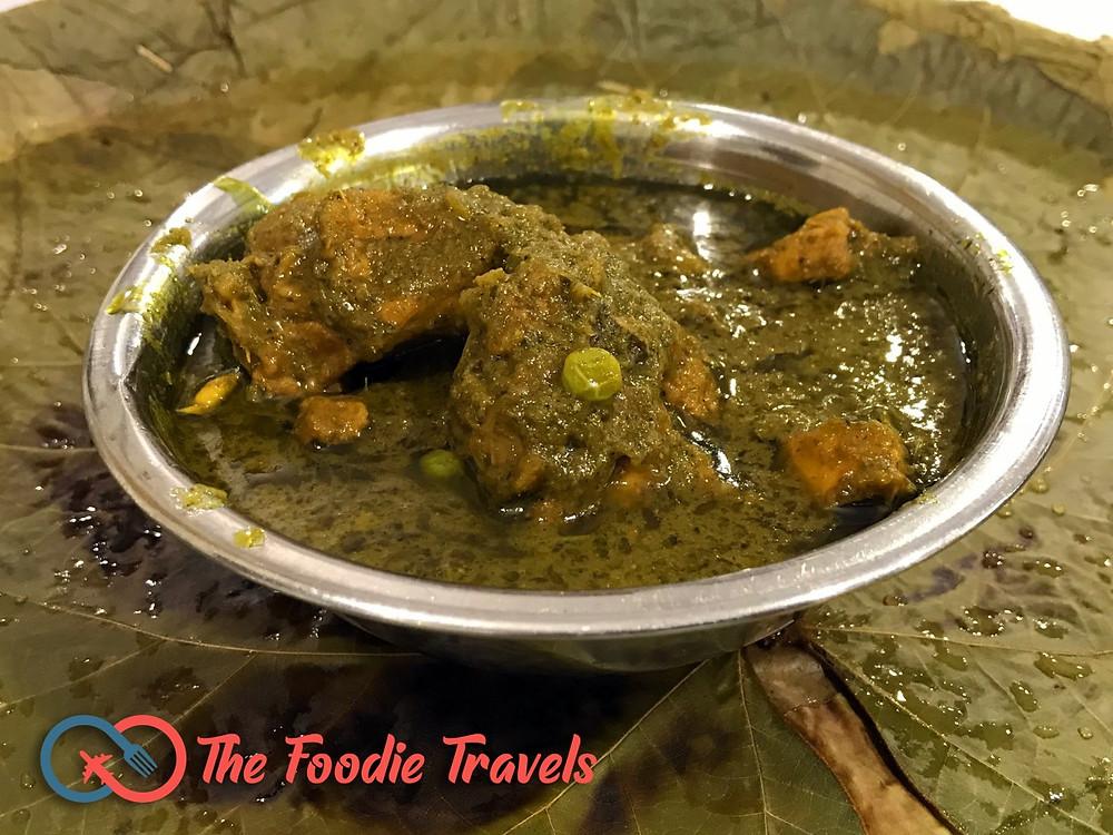 Chicken Fry, Shivaji Military Hotel, Jayanagar, Bangalore