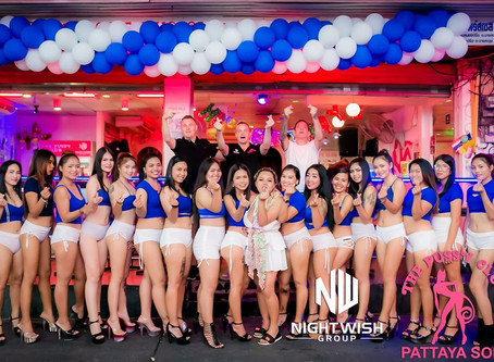 Top 10 Pattaya Soi 6 Bars With Best-Looking Sexy Girls