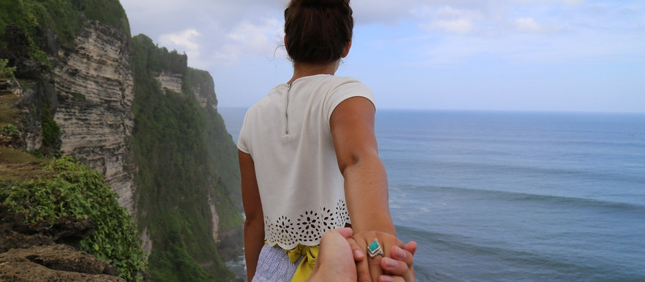 Tips for Couples Traveling for the First Time
