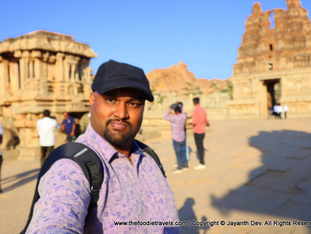The Ultimate Food and Travel Information Guide to Hampi, Karnataka, India