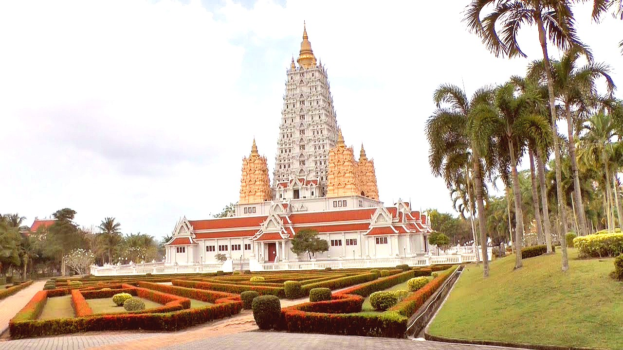 Wat Yansangwararam Front