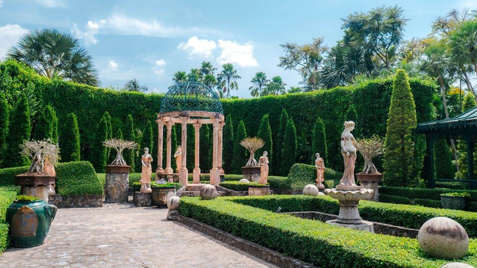สวนนงนุช พัทยา Nongnooch Garden Pattaya