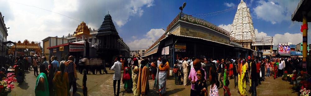 Padmavathi Temple, Tirupati