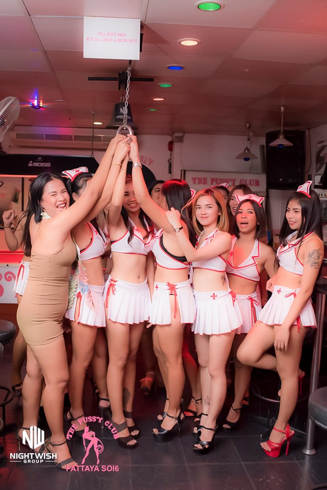 The Pussy Club Soi 6 Pattaya