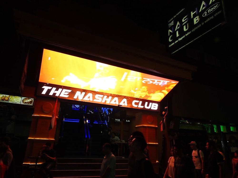 The Nashaa Club Indian Nightclub Pattaya