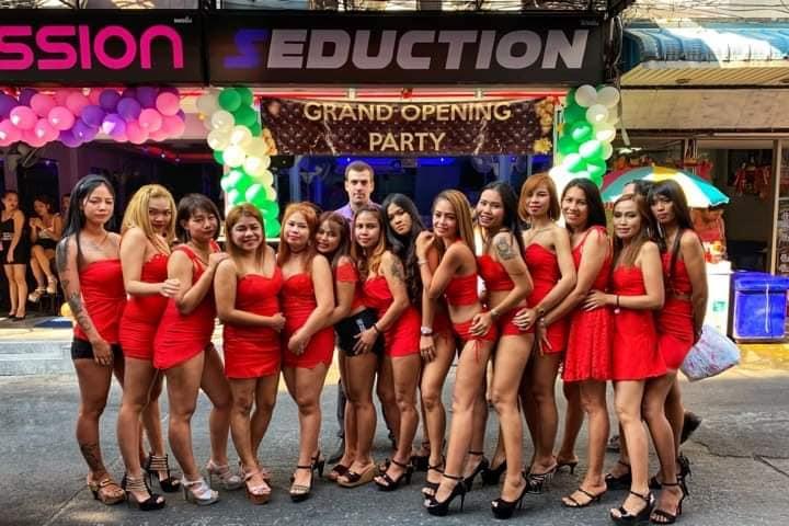 Seduction Soi 6 Pattaya