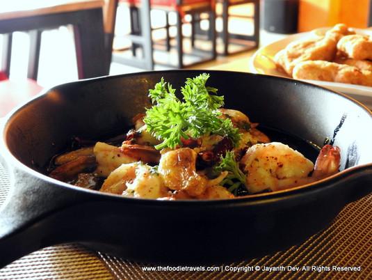 Shrimp Nadia's Kitchen