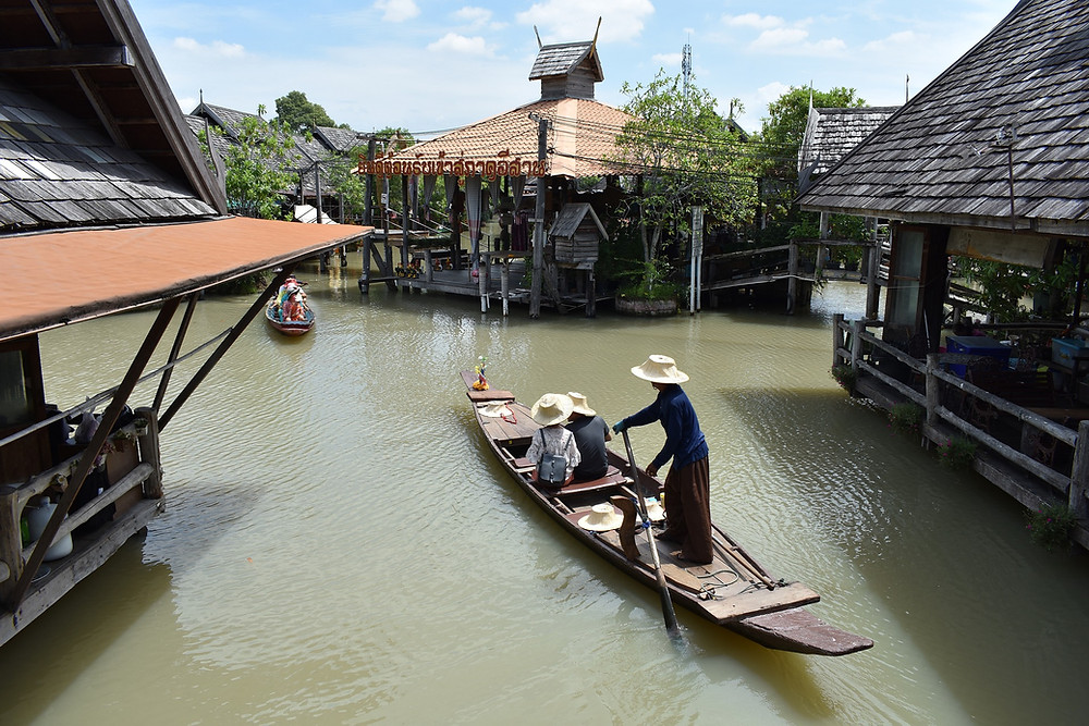 Pattaya's Floating Market