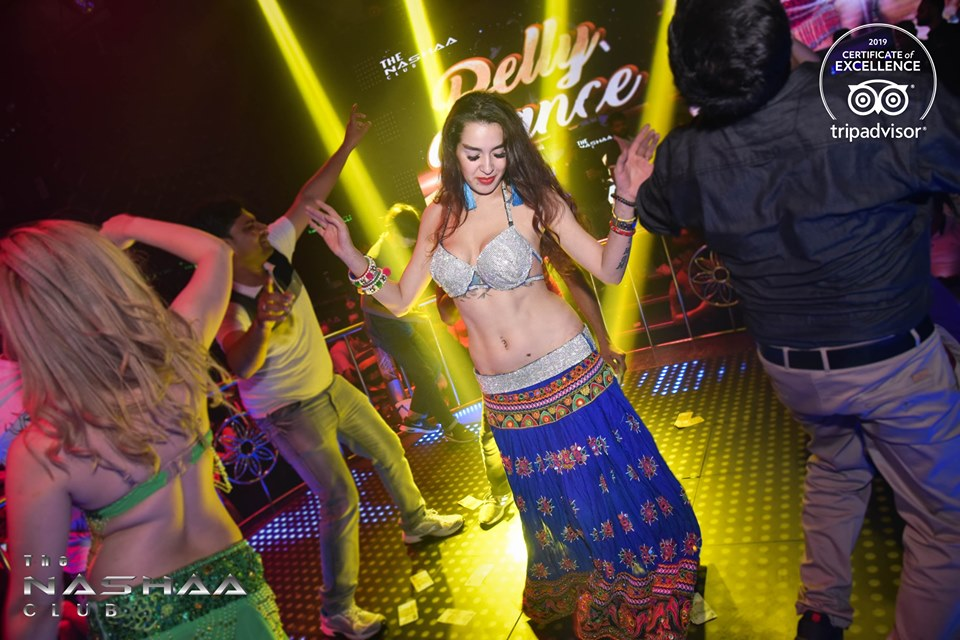 Club Nashaa, Pattaya