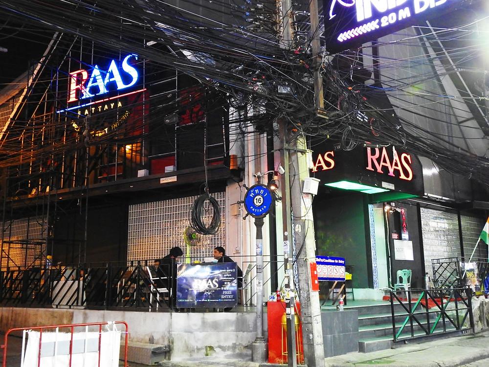 Raas Indian Nightclub Pattaya