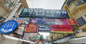 Exploring Boyz Town in Pattaya, Thailand