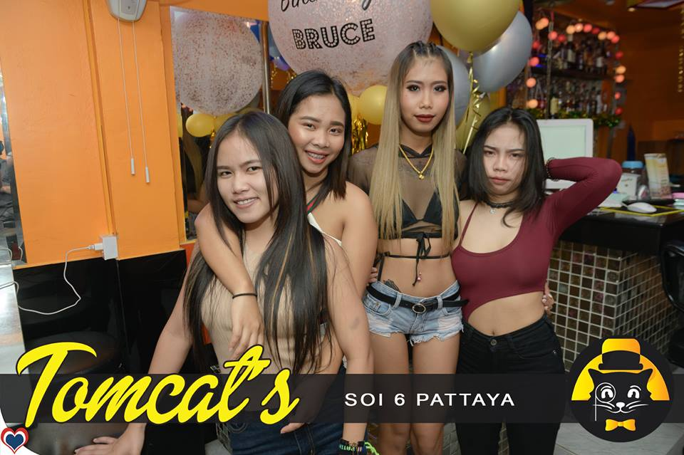 Tomcat's Bar | Soi 6 Nightclubs | Untold Pattaya