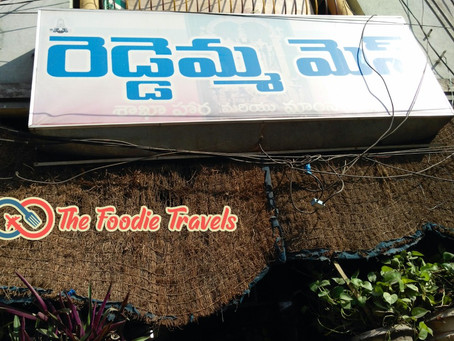 Reddamma Mess: Tirupati's Oldest Non-Vegetarian Restaurant