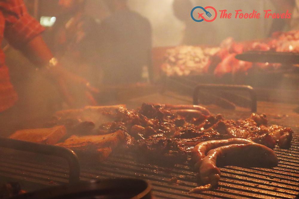 Kalasipalya Chaakna, Bangalore Street Food