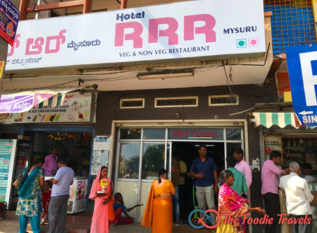 RRR Hotel Review | The Best Andhra Style Restaurant In Mysore