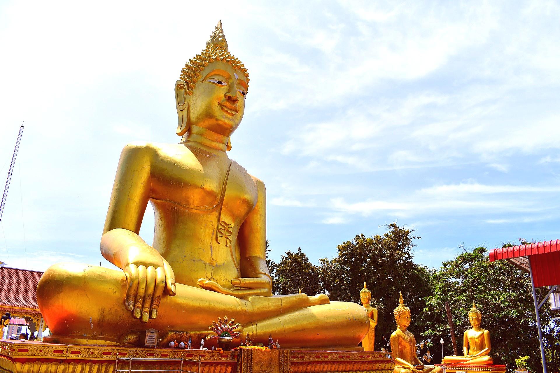 Wat Phra Yai Big Buddha