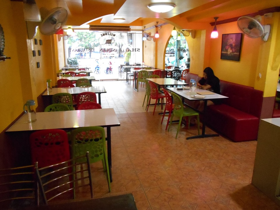 shahi indian restaurant pattaya