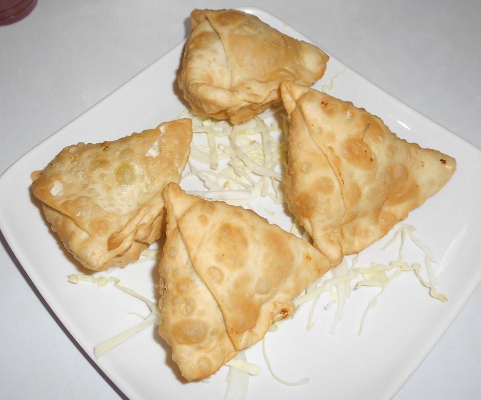 Samosa   shahi indian restaurant pattaya