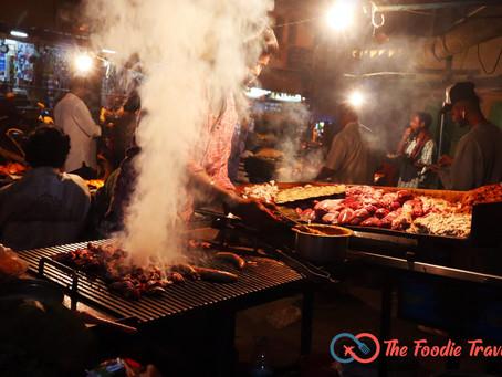 Kalasipalya Chaakna   Reviewing Bangalore's Unique Street Food