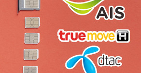 A Guide to Thailand SIM Card, Networks, Mobile Phones and Phone Numbers
