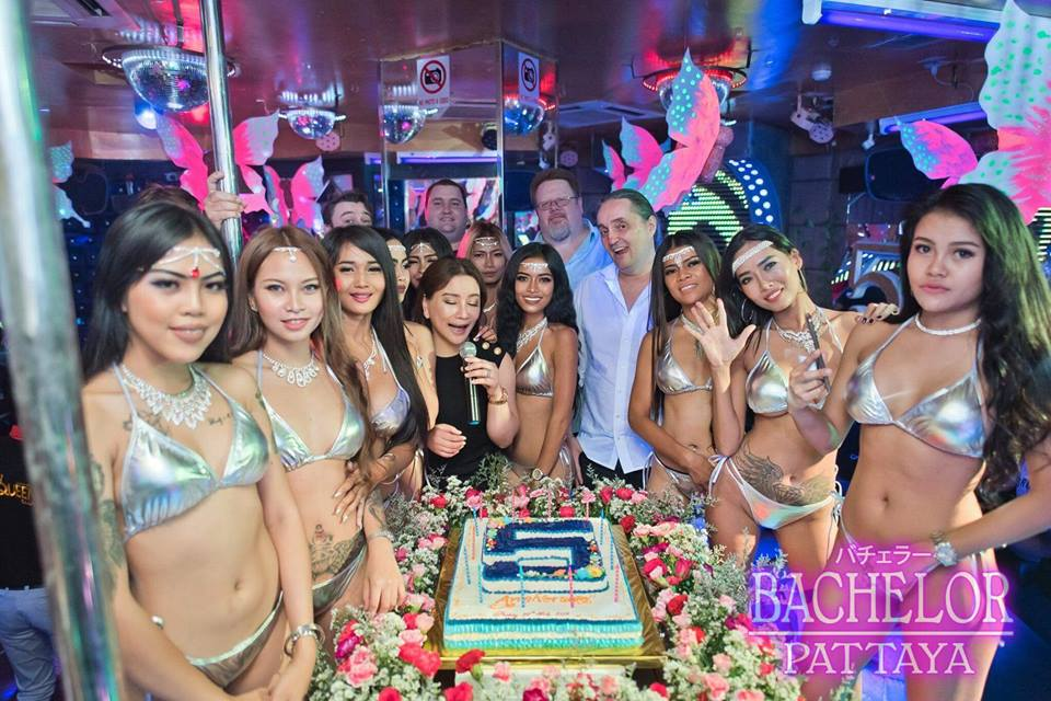 Bachelor Club Pattaya