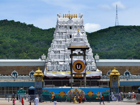 The Ultimate Food and Travel Information Guide to Tirupati Tirumala, Andhra Pradesh, India