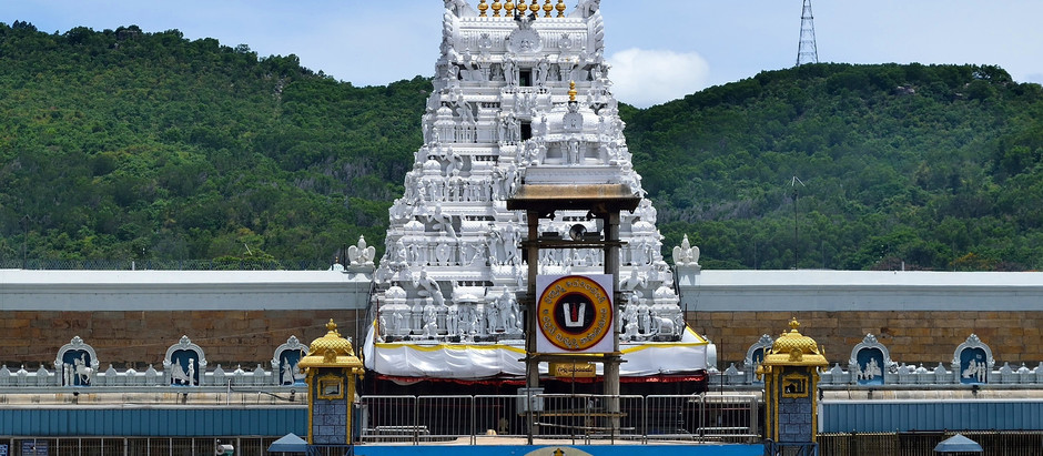 The Ultimate Food and Travel Information Guide to Tirupati Tirumala, Andhra Pradesh, India