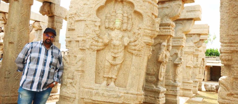Exploring Lepakshi Veerabhadra Swami Temple