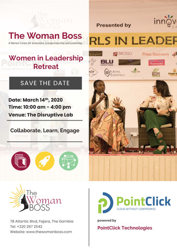 Women in Leadership, March 2020