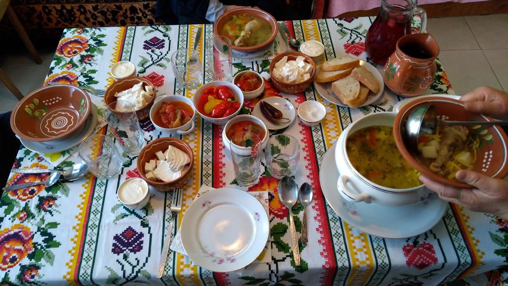 Cuisine of Transnistria