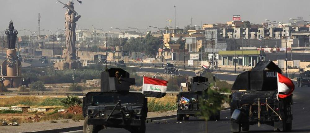 Military in Kirkuk