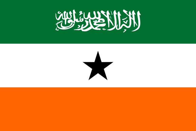 Incorrect Somaliland Flag