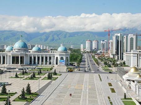 Ashgabat: The Capital of Turkmenistan