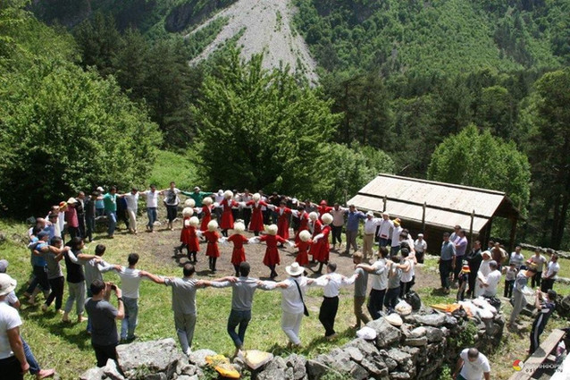 Ossetian Festival