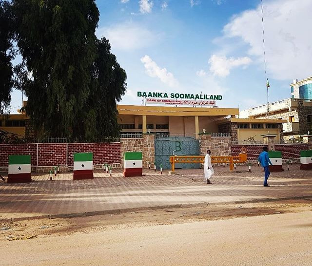 The Bank of Somaliland in Hargeisa