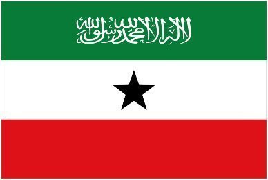 Somaliland flag.