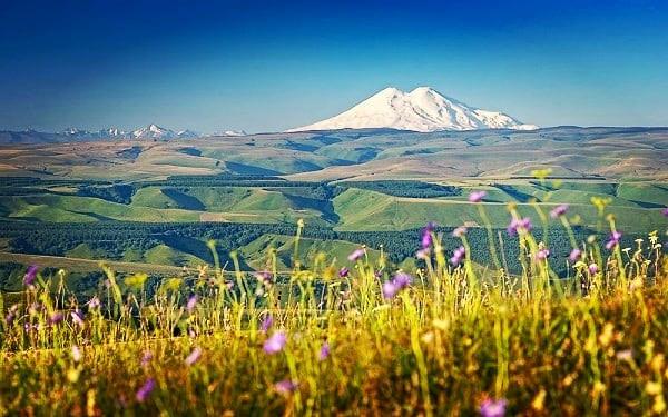 _North Caucasus Tour___Mount Elbrus is a