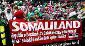 Somaliland is the only democracy in the horn of Africa