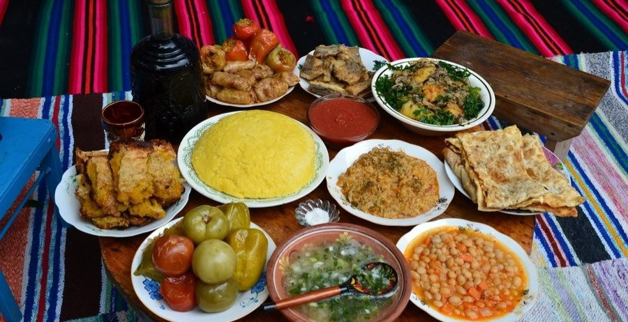 Gagauz Cuisine in Gagauzia