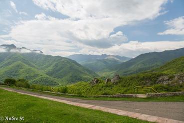 Artsakh Mountains