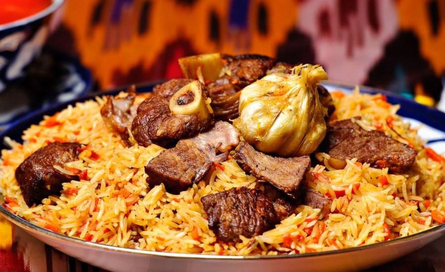 Crimean Tatar Pilaf