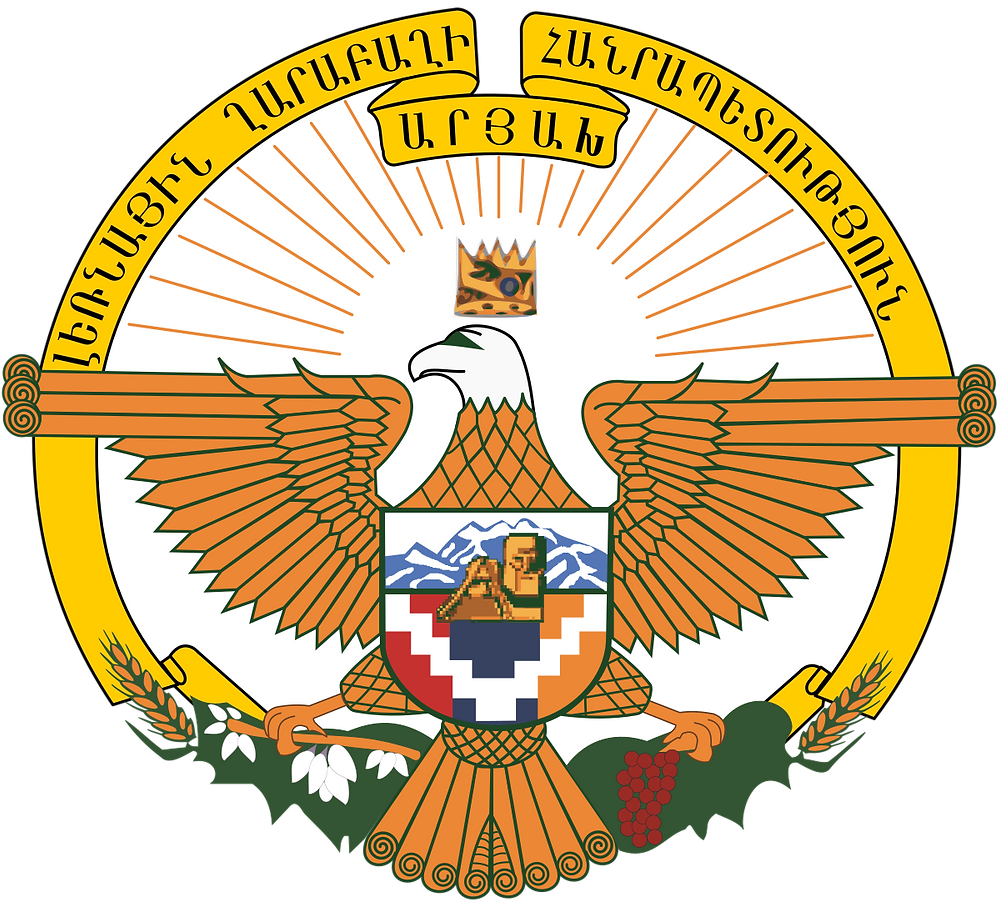 Republic of Artsakh Coat of Arms