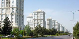 Ashgabat Street